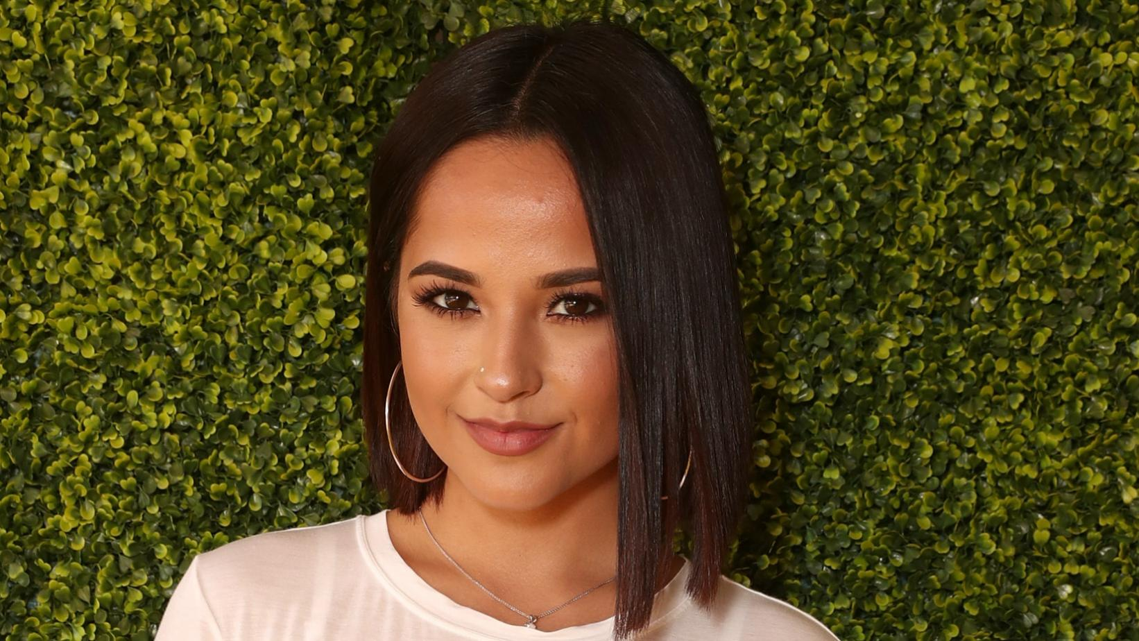 Becky G photographed in 2017