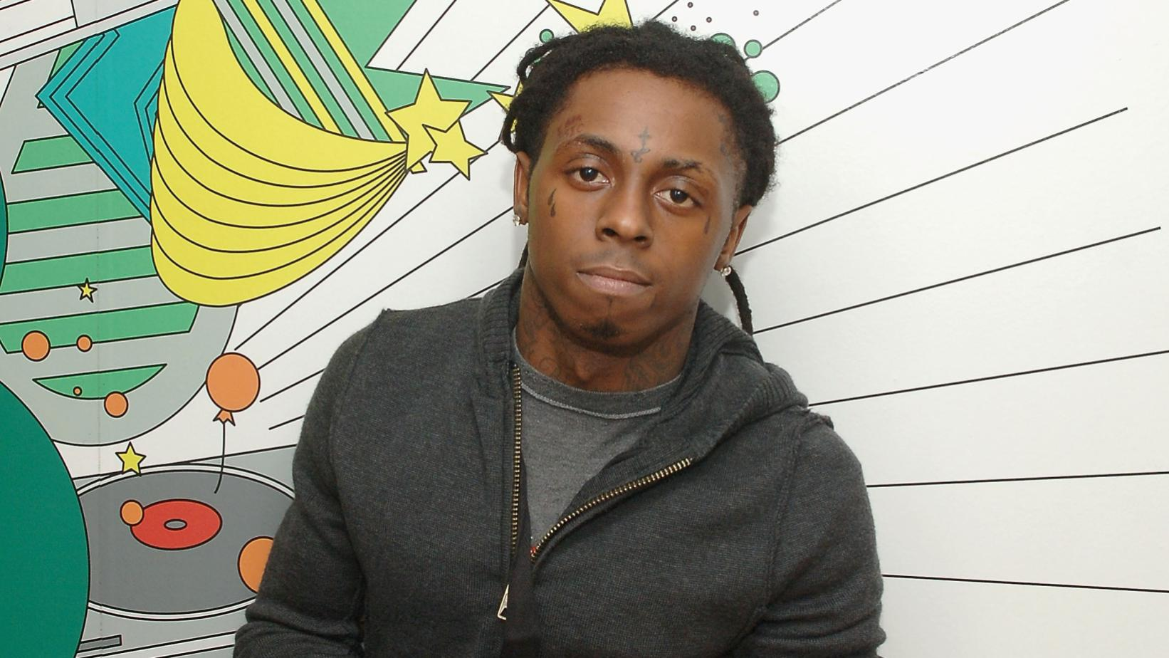 Lil Wayne photographed in 2008