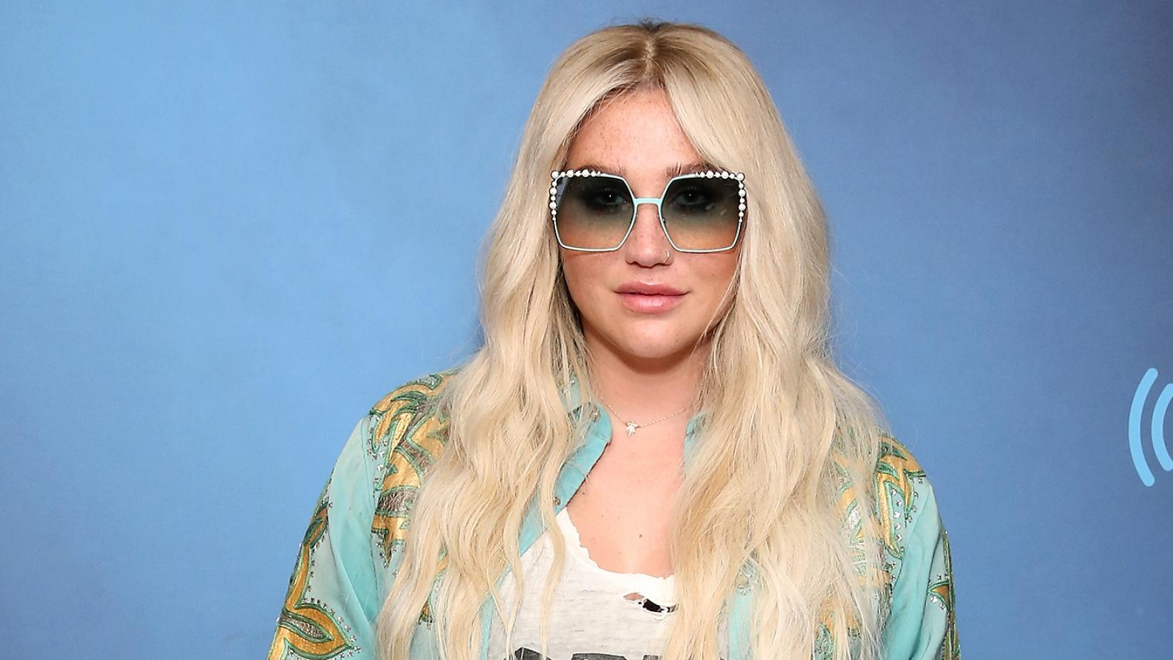 Kesha photographed in New York in 2017