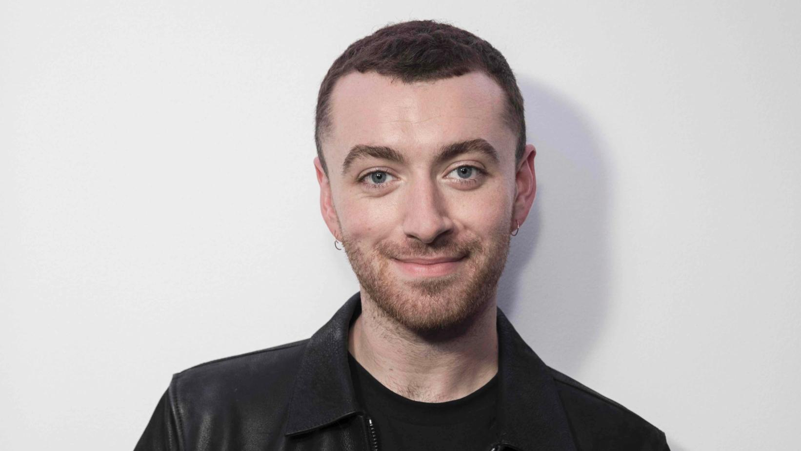 Sam Smith photographed in 2017