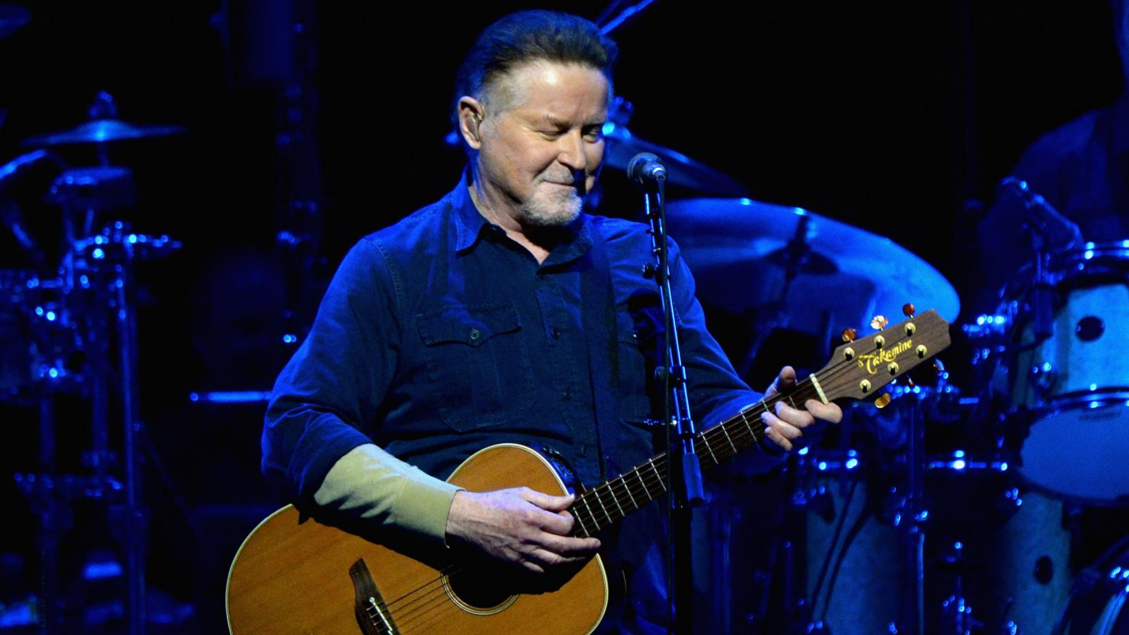 Don Henley performs with the Eagles in 2017