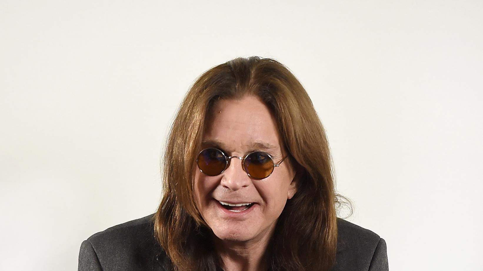 Ozzy Osbourne photographed in 2018