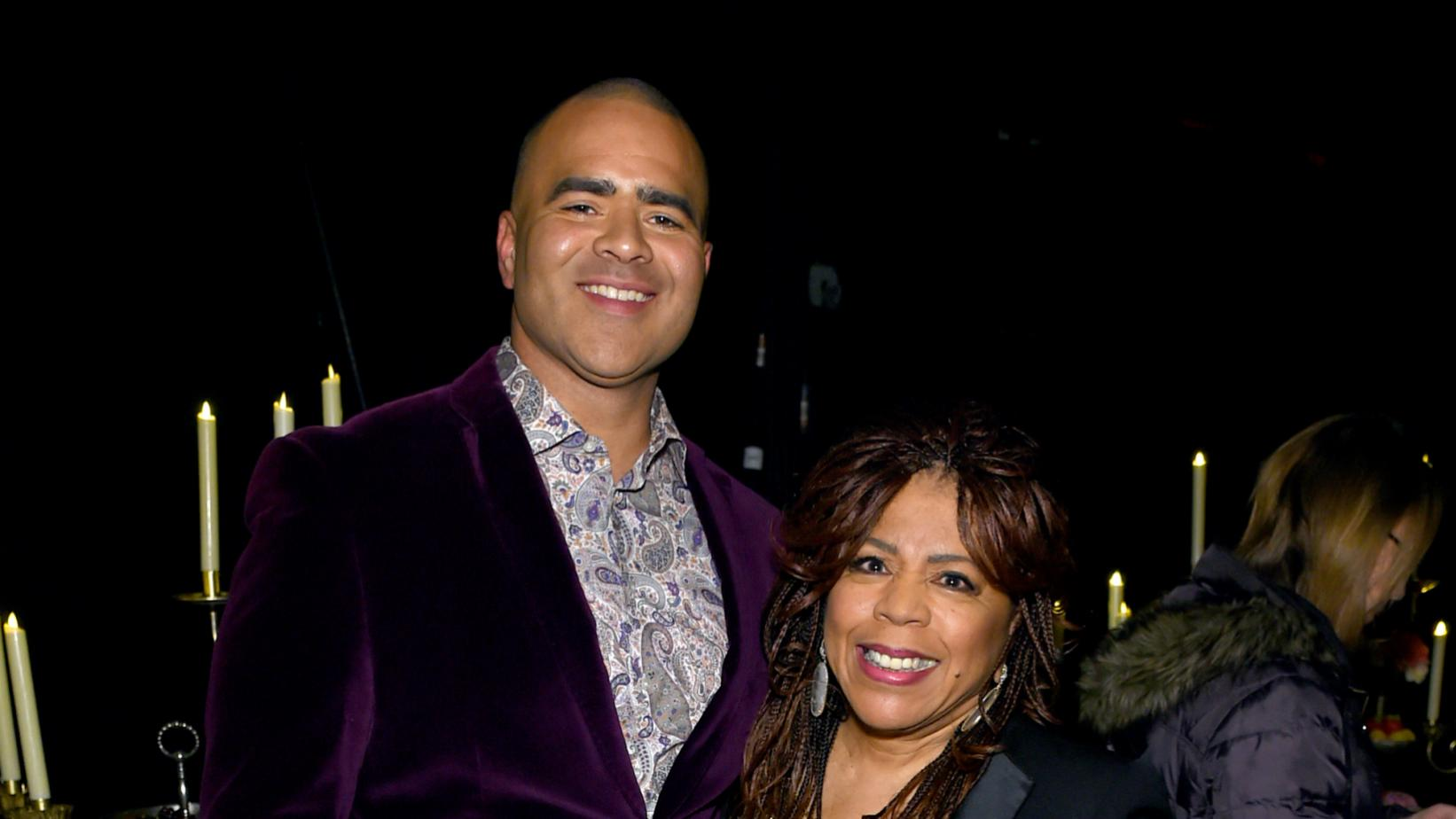 Christopher Jackson and Valerie Simpson, 2018