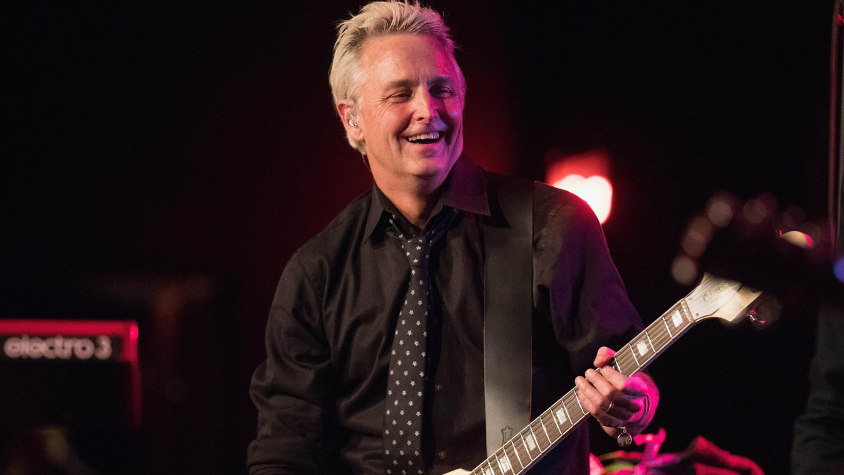 Pearl Jam's Mike McCready, 2018 MusiCares Concert For Recovery