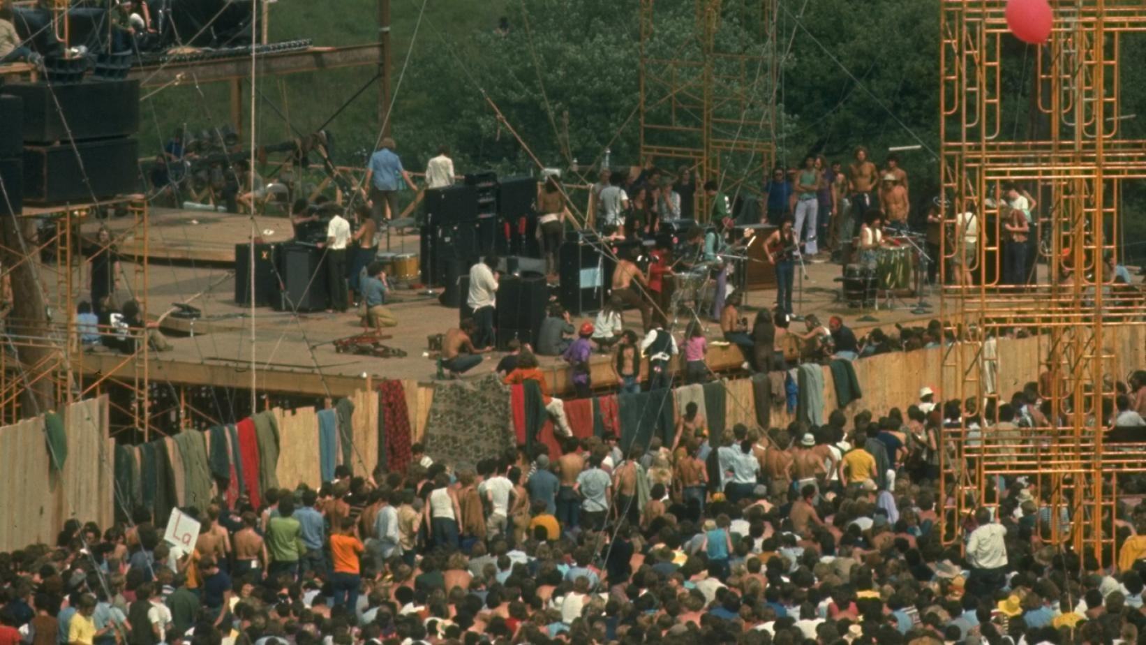 Woodstock Stage