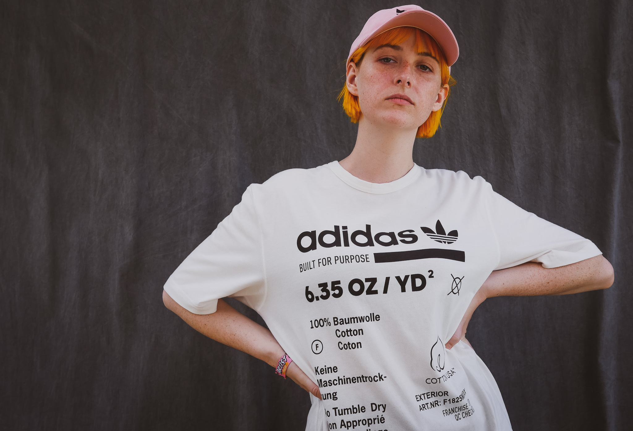 Tessa Violet at Lolla 2019