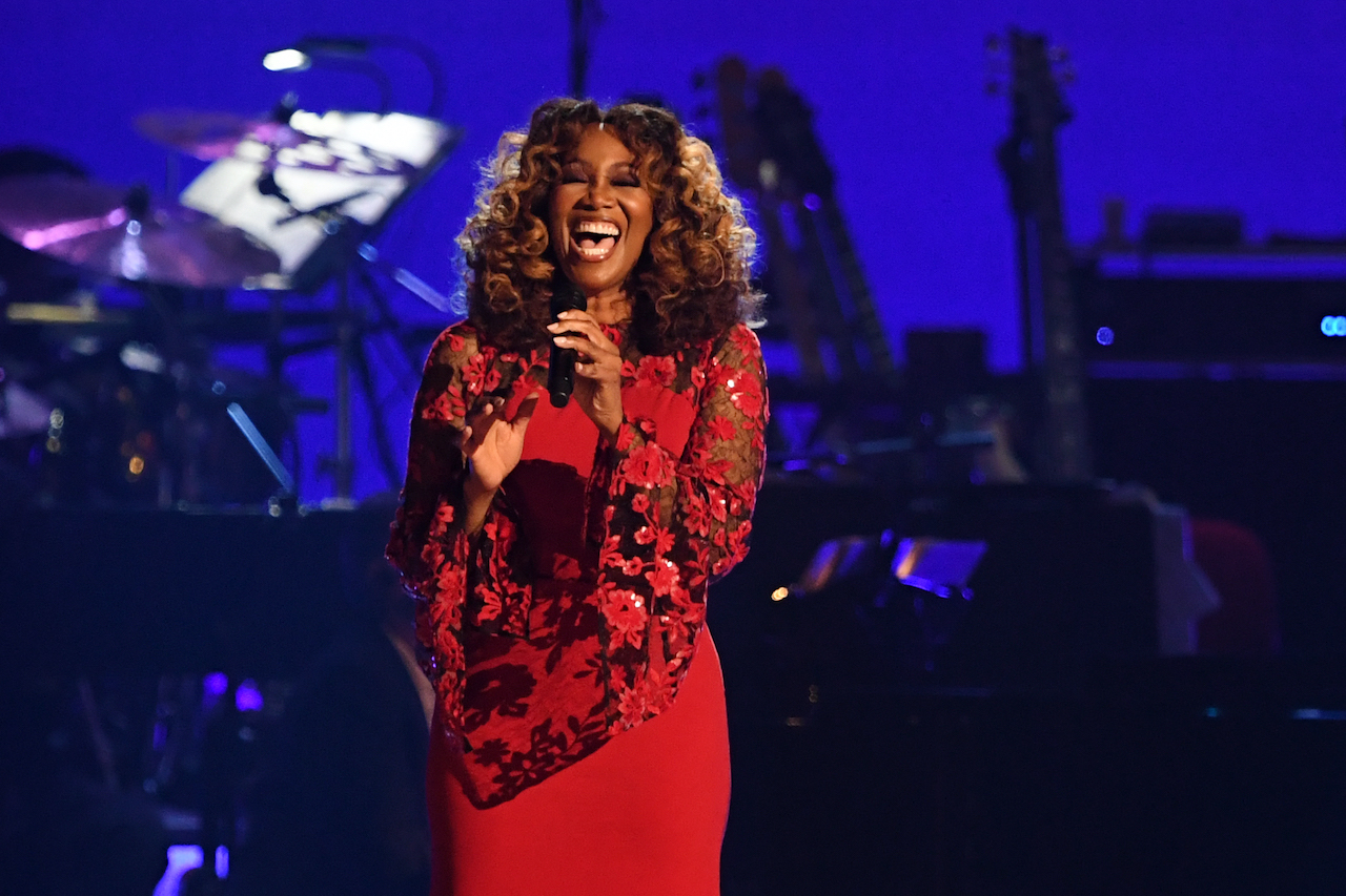 Yolanda Adams performs at the 2019 MusiCares Person Of The Year event